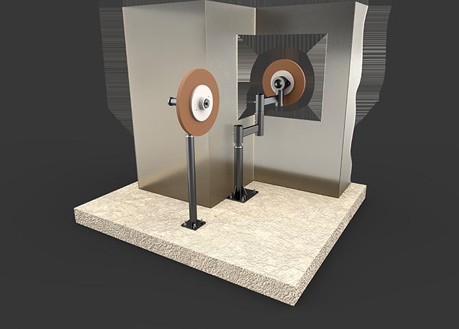 Manipulateur de pièces lourdes ou de précision