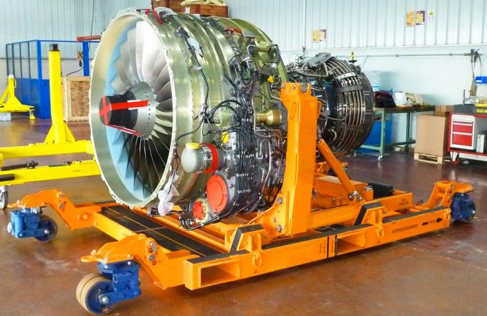 Chariot moteur CFM56